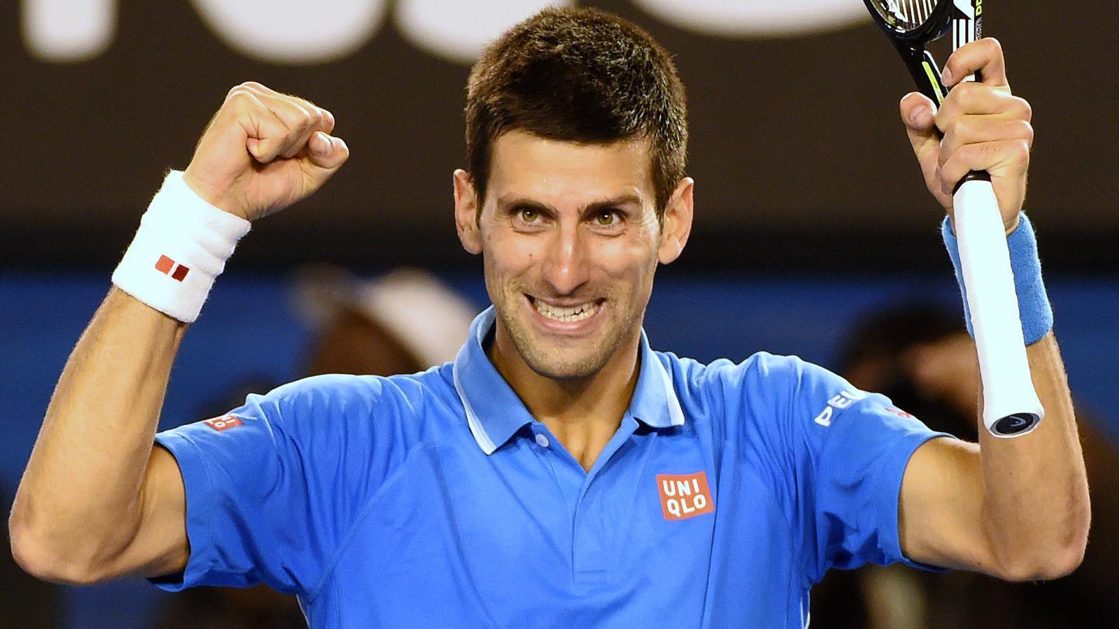 Novak Djokovic Takes On Andy Murray For 2015 Miami Open