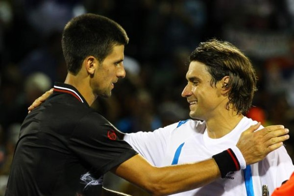 novak djokovic beats david ferrer 2015 miami open masters