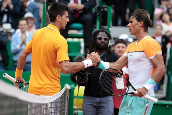 novak djokovic tops out for rafael nadal 2015 monte carlo masters