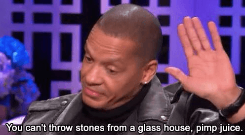 peter gunz pimp talk for love and hip hop new york reunion 2 2015