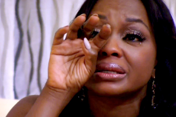 phaedra parks sad for kenya rhoa manilla 2015