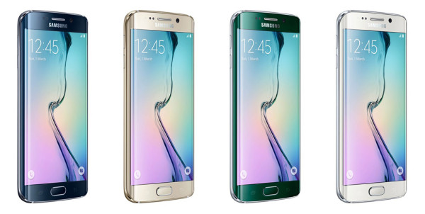 samsung galaxy s6 edge smartphone review 2015
