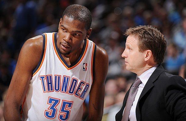 738aaa4230c Is Kevin Durant Alienated With Oklahoma City Thunder Firing Scott ...