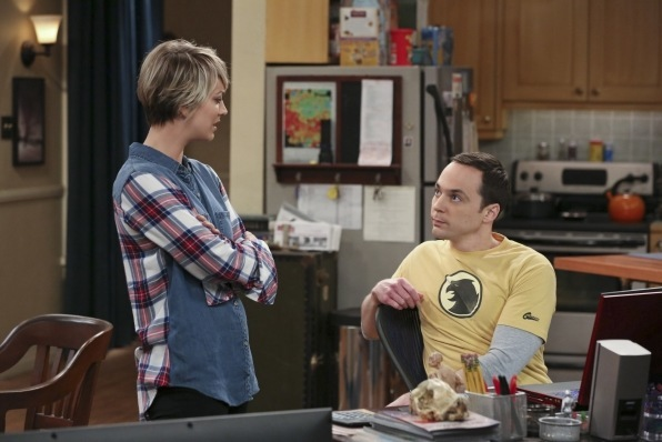 sheldon helps penny with acting big bang theory ep 821