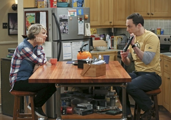 sheldon teaches penny about railroads on big bang theory ep 821