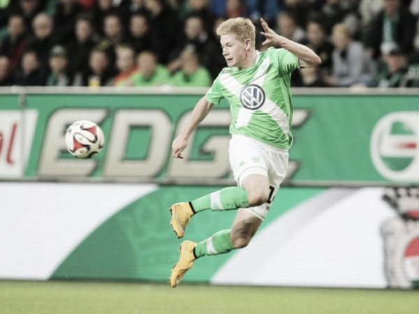 Kevin de Bruyne bundesliga soccer sinners 2015