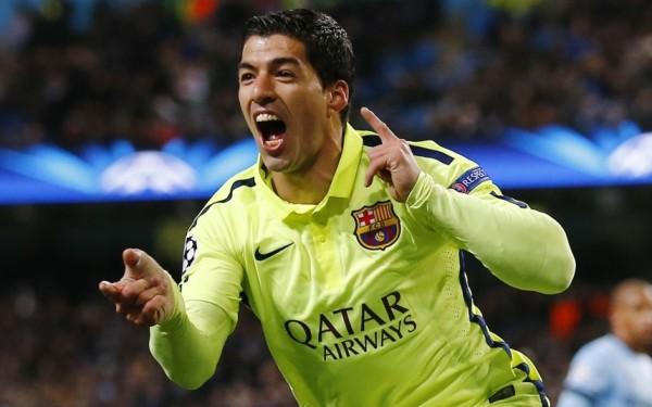 luis suarez la liga biggest soccer winner top man 2015 season