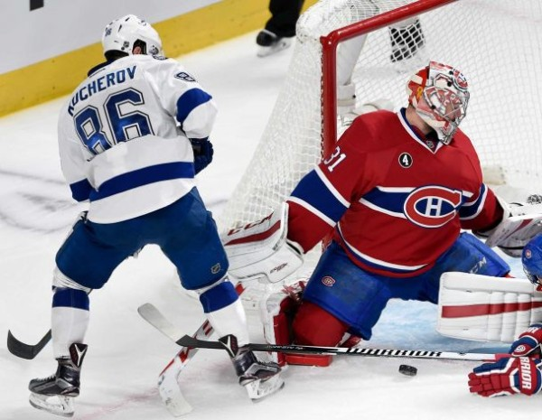 Nikita Kucherov wrist shot gives lightning game over canadiens stanley cup playoffs 2015