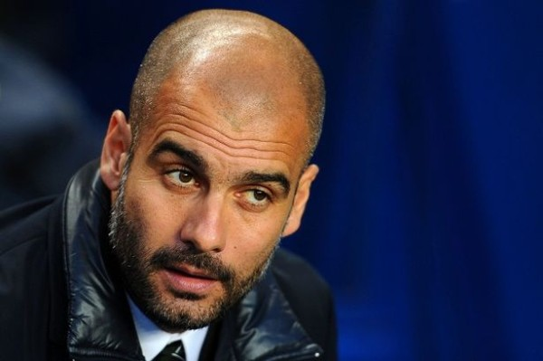 Pep Guardiola coach for bayern munich bundesliga 2015