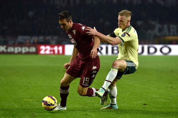 ac milan beats torino serie a soccer 2015