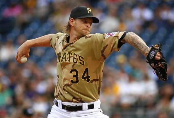 aj burnett top pirates winner national league mlb 2015
