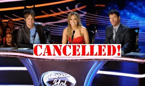 american idol finally cancelled 2015 gossip