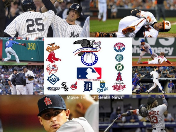 american league week 3 winners losers 2015