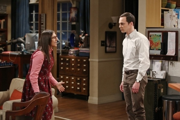 amy angry with sheldon break up big bang theory ep 824 2015