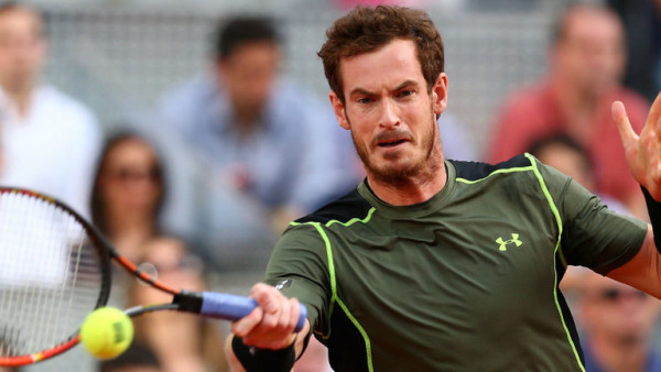andy murray 2015 rome masters open vs jeremy chardy