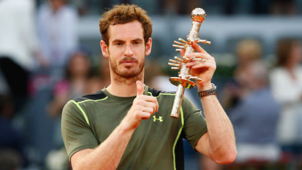 andy murray beats rafael nadal 2015 madrid open title