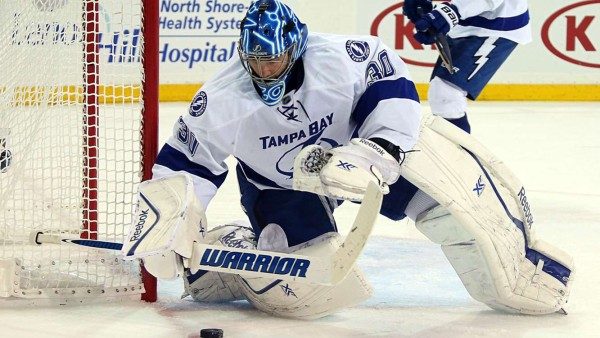 ben bishop brings lightning to win for stanley cup finals rangers 2015