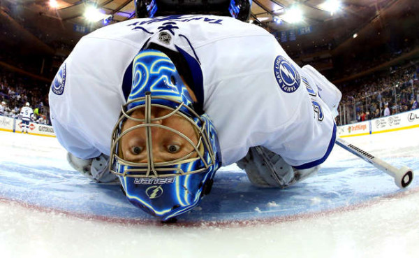 ben bishop saves tampa bay lightning 2015 stanley cup playoffs