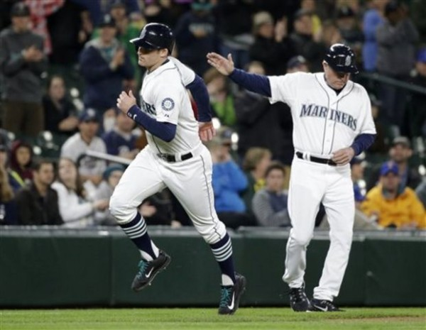 brad miller hot top man for mariners american league mlb 2015