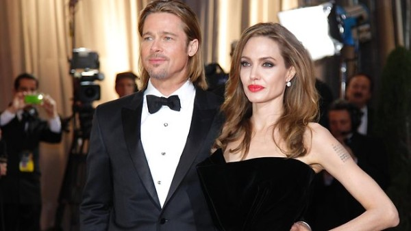 brad pitt angelina jolie top 10 most inspirational celebrities 205