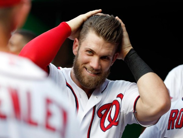 bryce harper nationals week 7 top man bulge winner mlb 2015