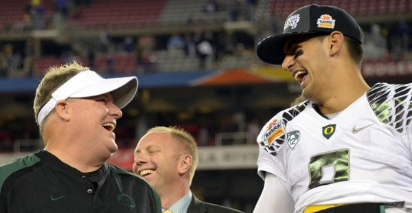 chip kelly with marcus mariota eagles 2015