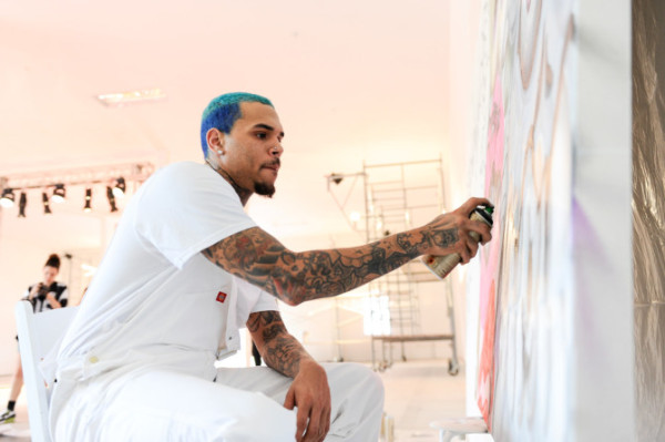 chris brown amira ayeb break in 2015