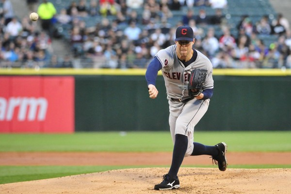 corey kluber not good for cleveland indians american league 2015 mlb