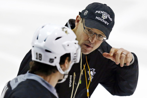 Dan Bylsma new coach of buffalo sabres nhl 2015