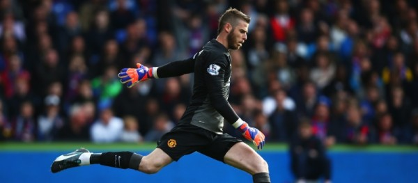 david de gea saves manchester united vs eagles 2015 premier league