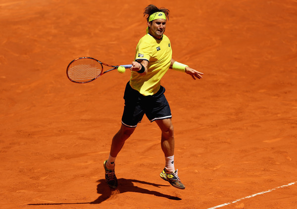 david ferrer beats fernando verdasco 2015 madrid open