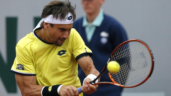 david ferrer beats gimeno french open 2015