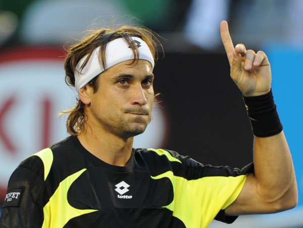 david ferrer takes on marin cilic at roland garros 2015