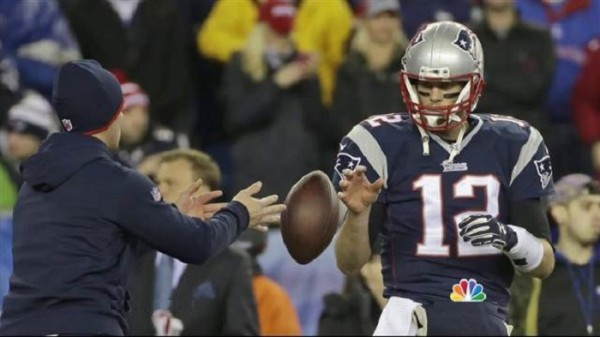 deflate tom brady punishment great for nfl 2015
