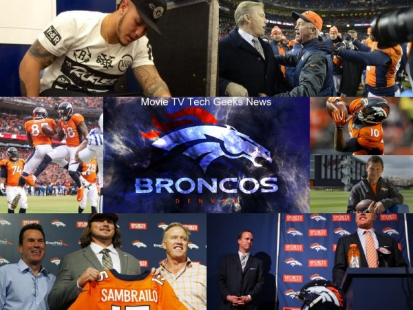 denver broncos draft offseason 2015 images