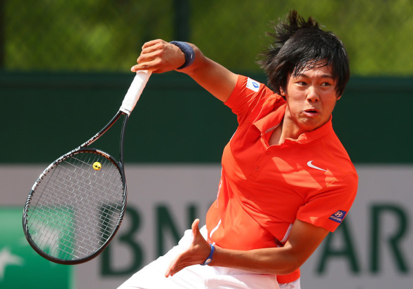 duck hee lee rising tennis pro 2015 images