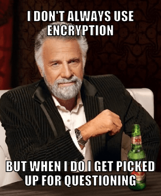 encryption humor for big brother