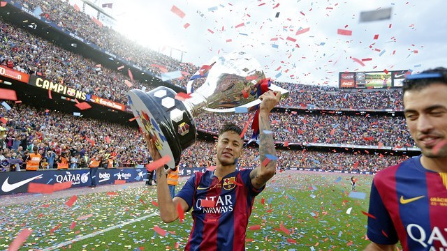 FC Barcelona Clinch 23rd Spanish La Liga League Title