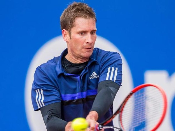 florian mayer loses to kevin anderson 2015 rome masters open