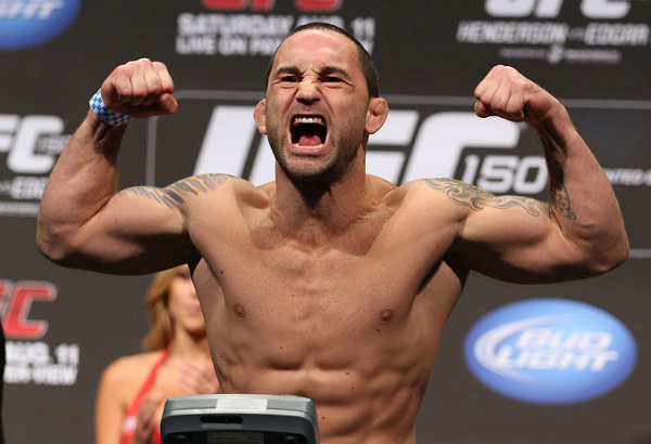 frankie edgar most inspiring athletes