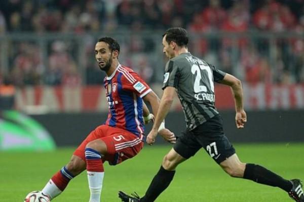 freiburg beats bayern munich bundesliga 2015
