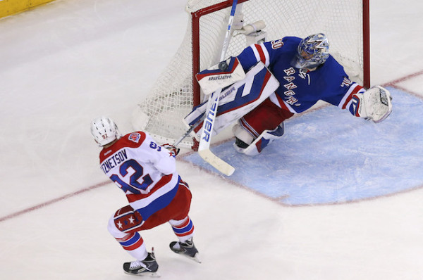 henrik lundqvist saved new york rangers vs capitals stanley cup playoffs 2015