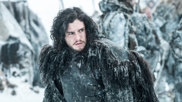 jon snow lord commander of castle black game of thrones 2015
