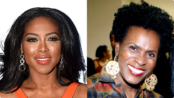 kenya moore proves janet hubert paid for life twirls on 2015 gossip