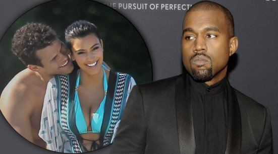 kim kardashian claims kanye west came after kris humphries 2015 gossip