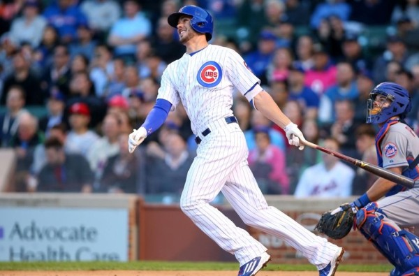 kris bryant week 6 national league winner cubs 2015 mlb
