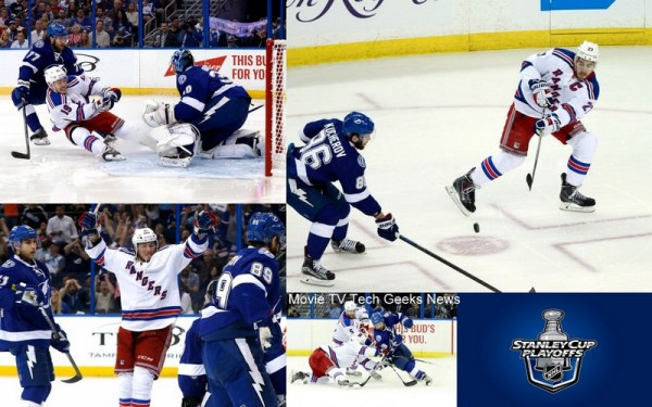 new york rangers beat lightning stanley cup playoffs images 2015