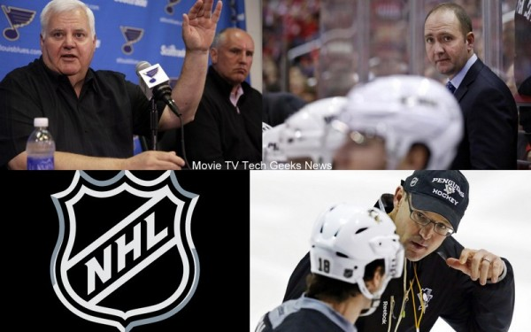 nhl latest coaching changes 2015 images