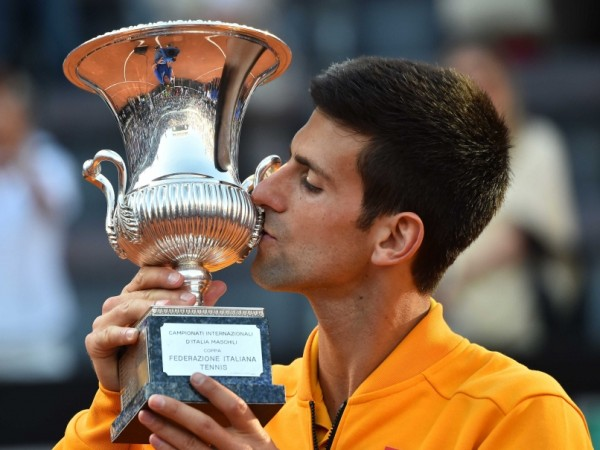 novak djokovic wins 2015 rome open for fourth time