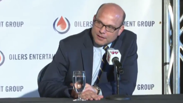 peter chiarelli gm edmonton oilers 2015 stanley cup playoffs